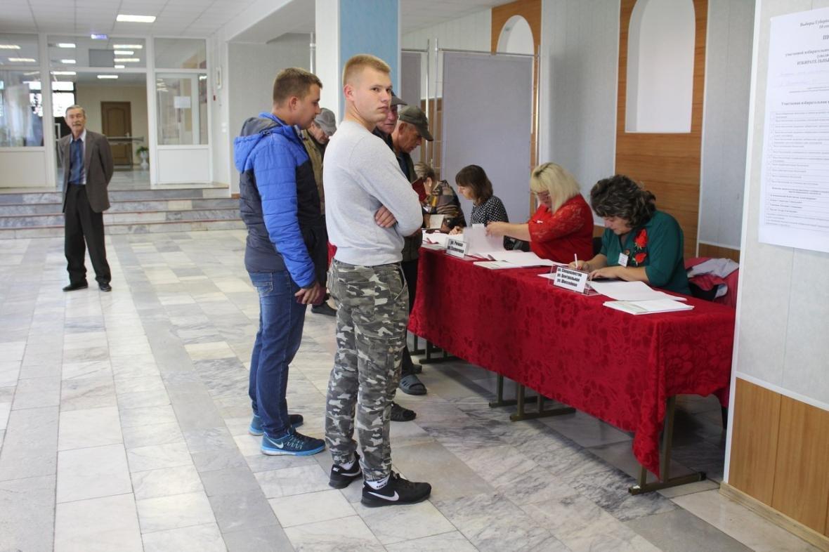 «Проголосили». Как белгородцы выбирали губернатора Савченко, фото-1