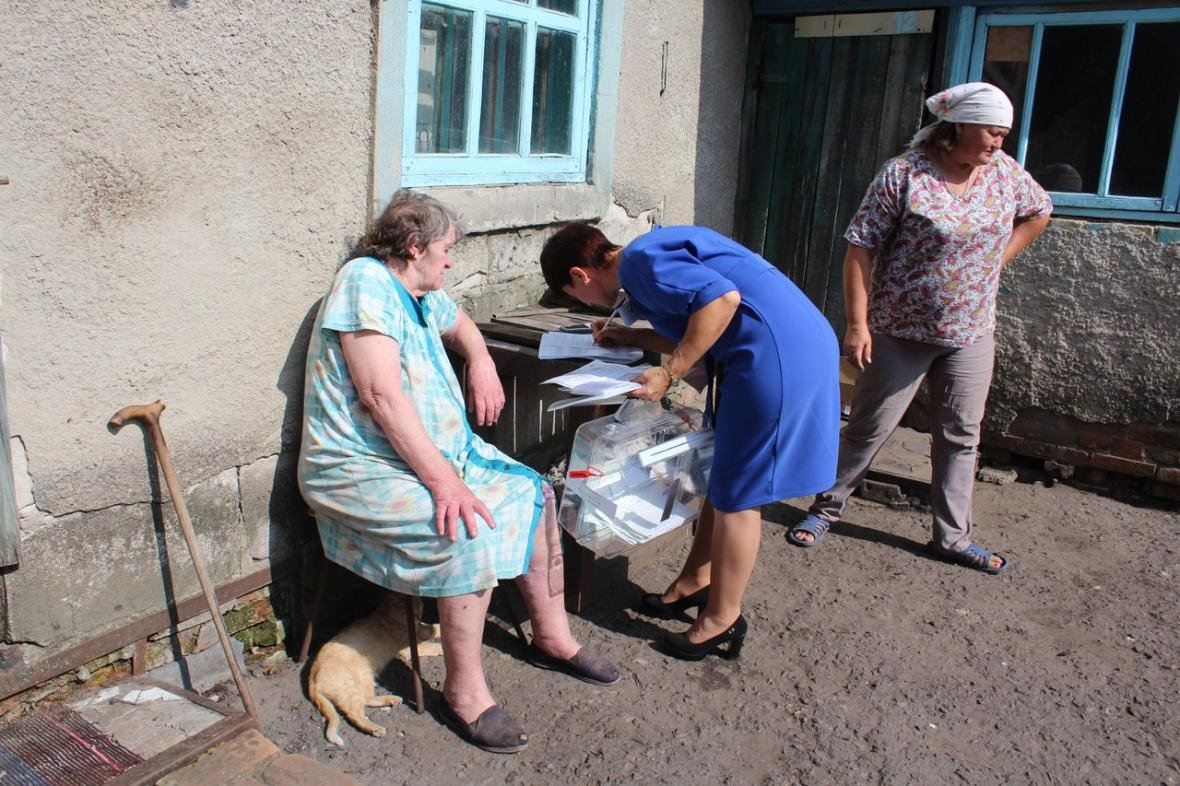 «Проголосили». Как белгородцы выбирали губернатора Савченко, фото-4