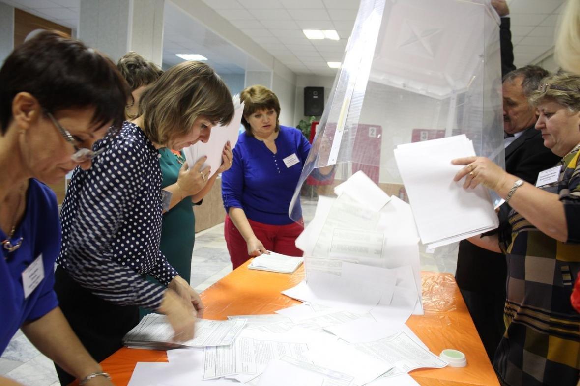«Проголосили». Как белгородцы выбирали губернатора Савченко, фото-8