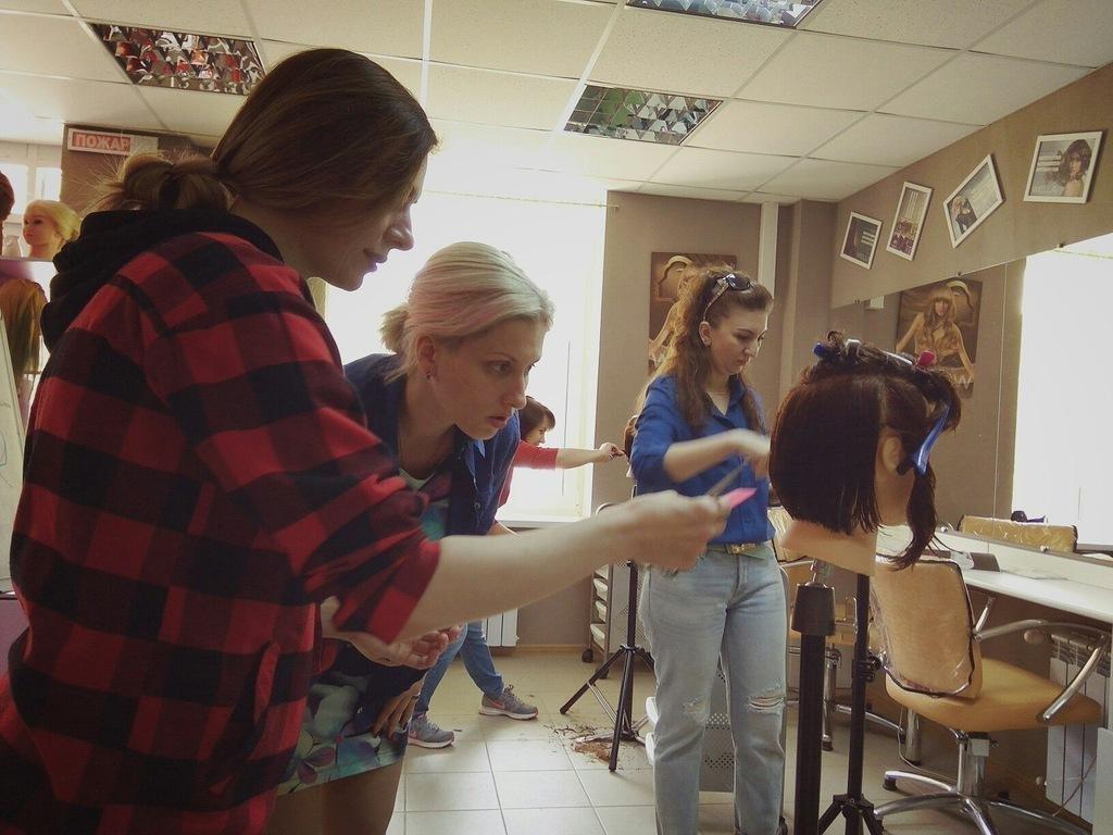 Революция в обучении парикмахерскому искусству, фото-6