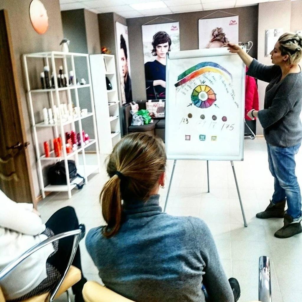 Революция в обучении парикмахерскому искусству, фото-10