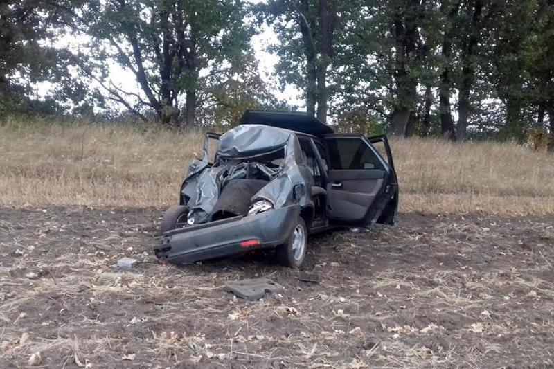 На белгородских дорогах за выходные произошло два смертельных ДТП, фото-1