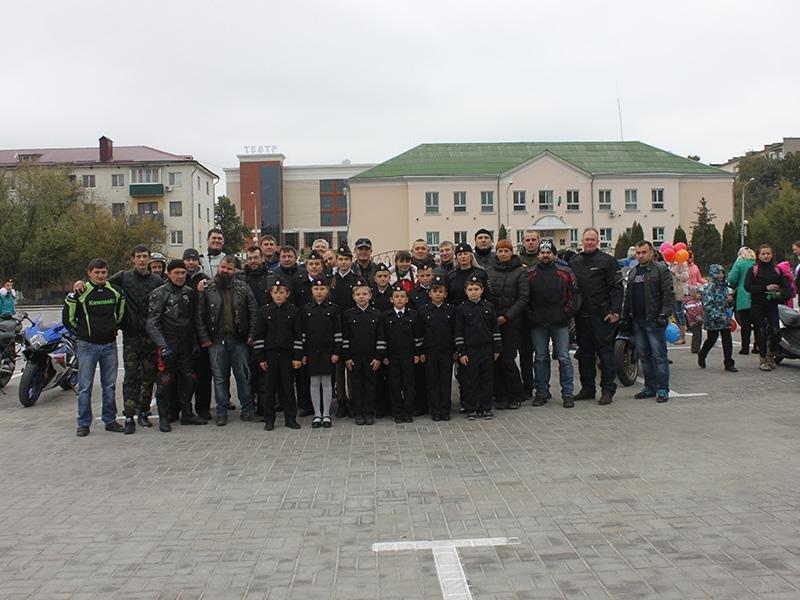 В Старом Осколе сотрудники ГИБДД закрыли байкерский сезон, фото-6, фото пресс-службы УМВД России по Белгородской области