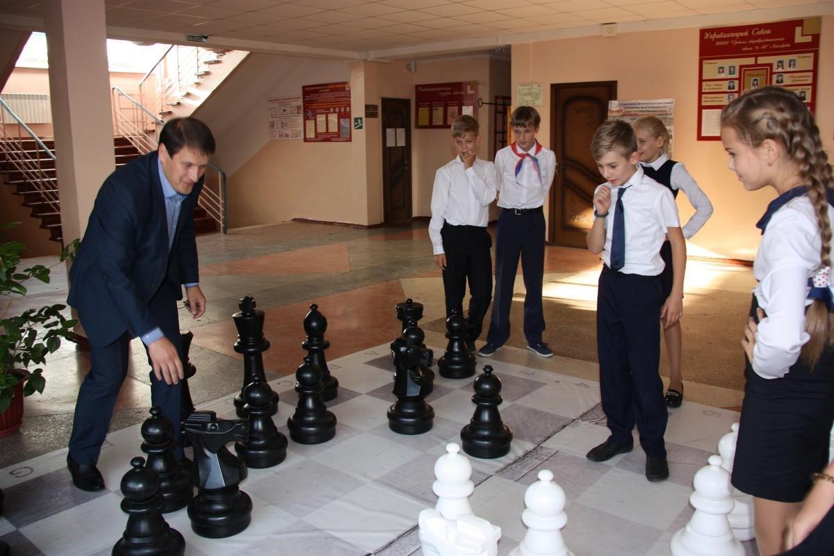 Уроки шахмат внедрили в белгородских школах , фото-2