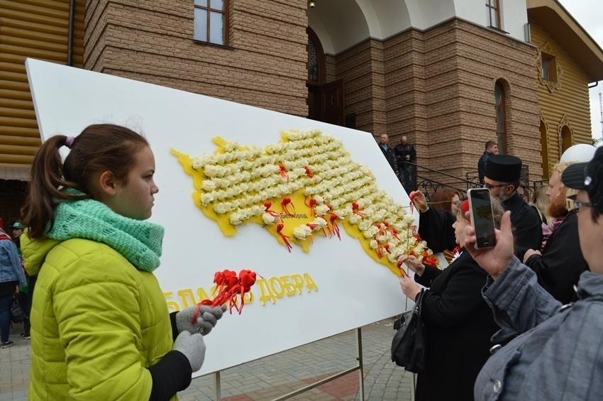 Собранные пожертвования на акции «Белый цветок» пойдут на лечение 12 маленьких белгородцев, фото-1