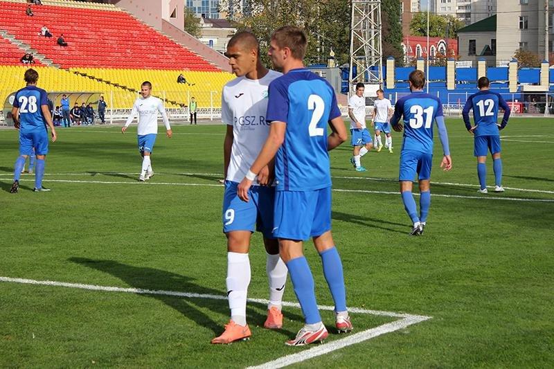 Белгородский «Энергомаш» едва не проиграл «Зениту» из Пензы, фото-1
