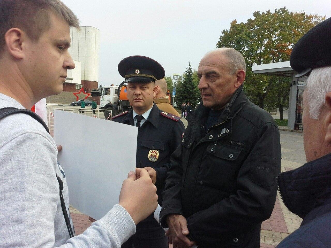 В Белгороде на акции за Навального никого не задержали, фото-2