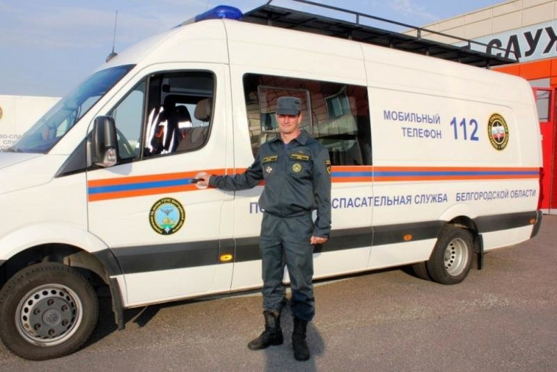 Сергей Советов четвёртый год подряд стал лучшим спасателем региона, фото-1
