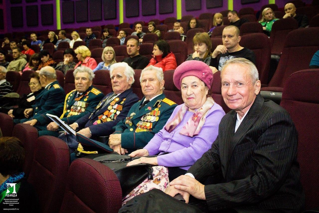 Профсоюз «Правда» организовал открытый показ фильма «Крым», фото-4