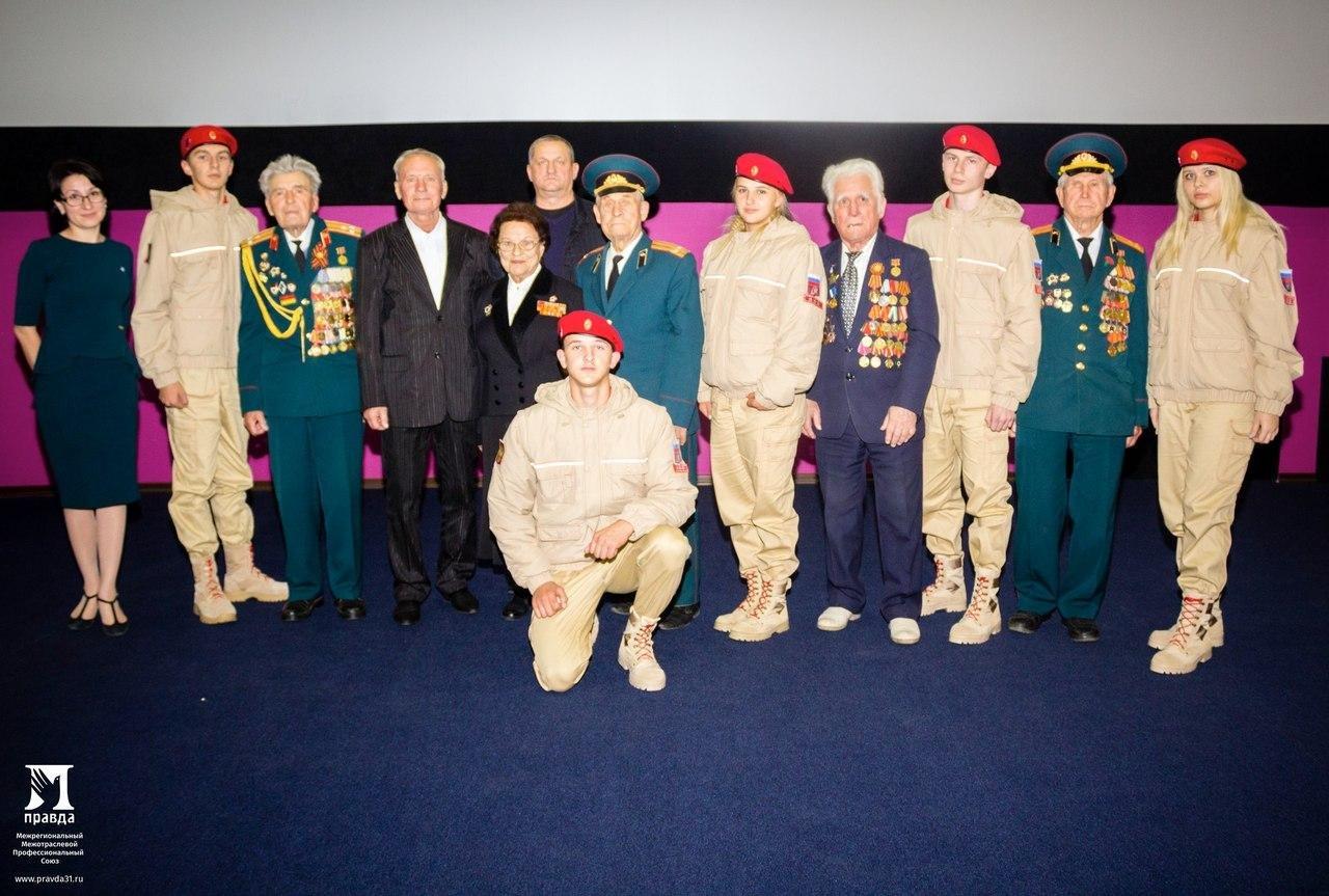 Профсоюз «Правда» организовал открытый показ фильма «Крым», фото-1
