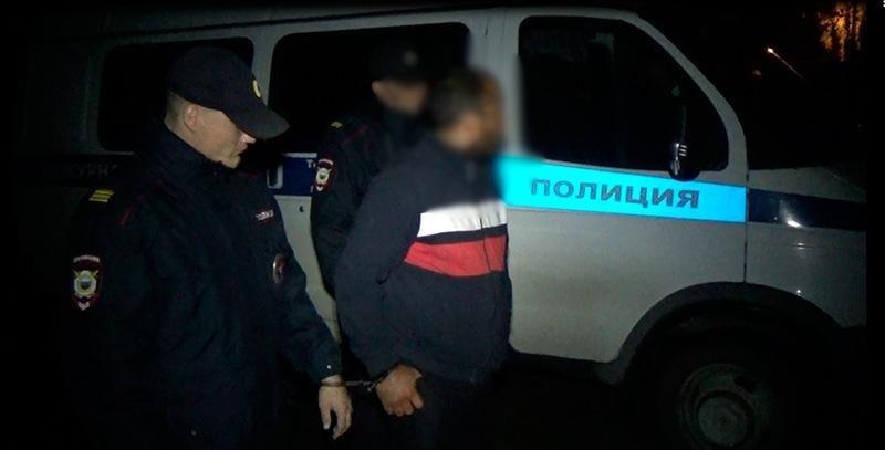 В Белгородской области иностранец до смерти избил пензенца, фото-1, Фото УМВД по Белгородской области
