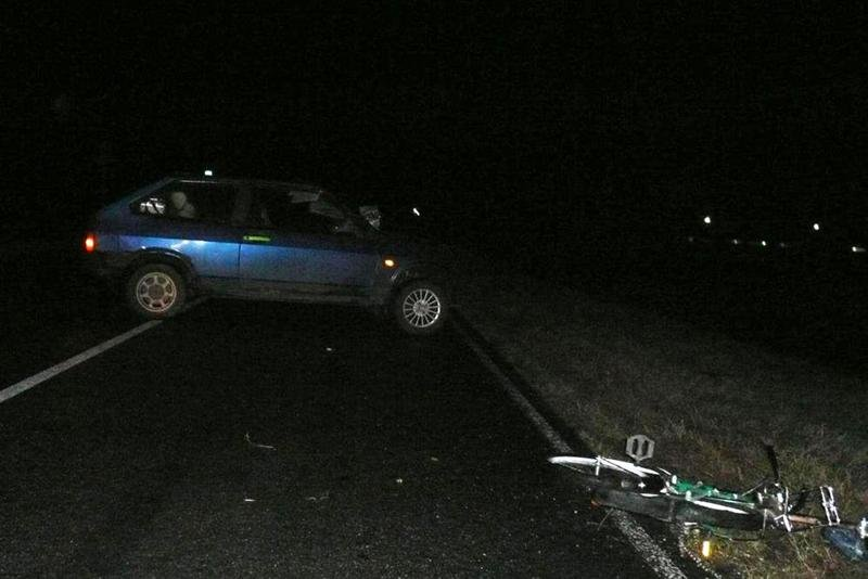 В ДТП под Прохоровкой пострадал велосипедист , фото-1