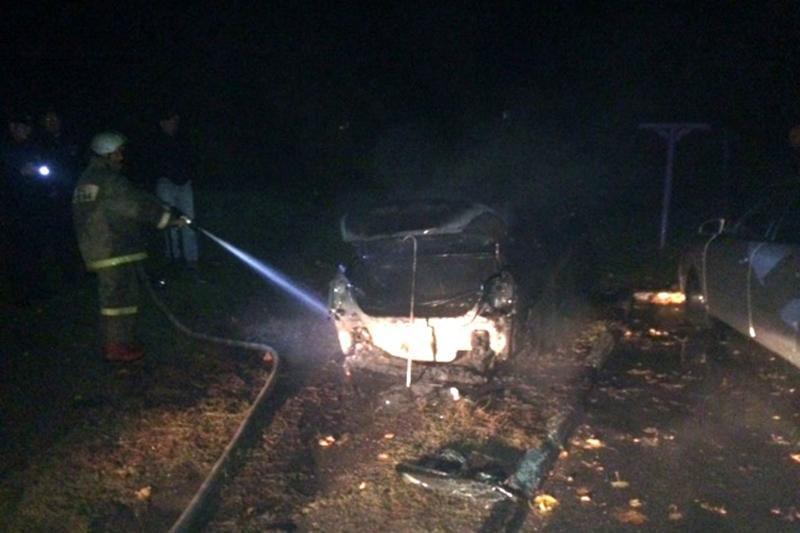 В Короче у грузовика прямо на ходу загорелись колёса, фото-2