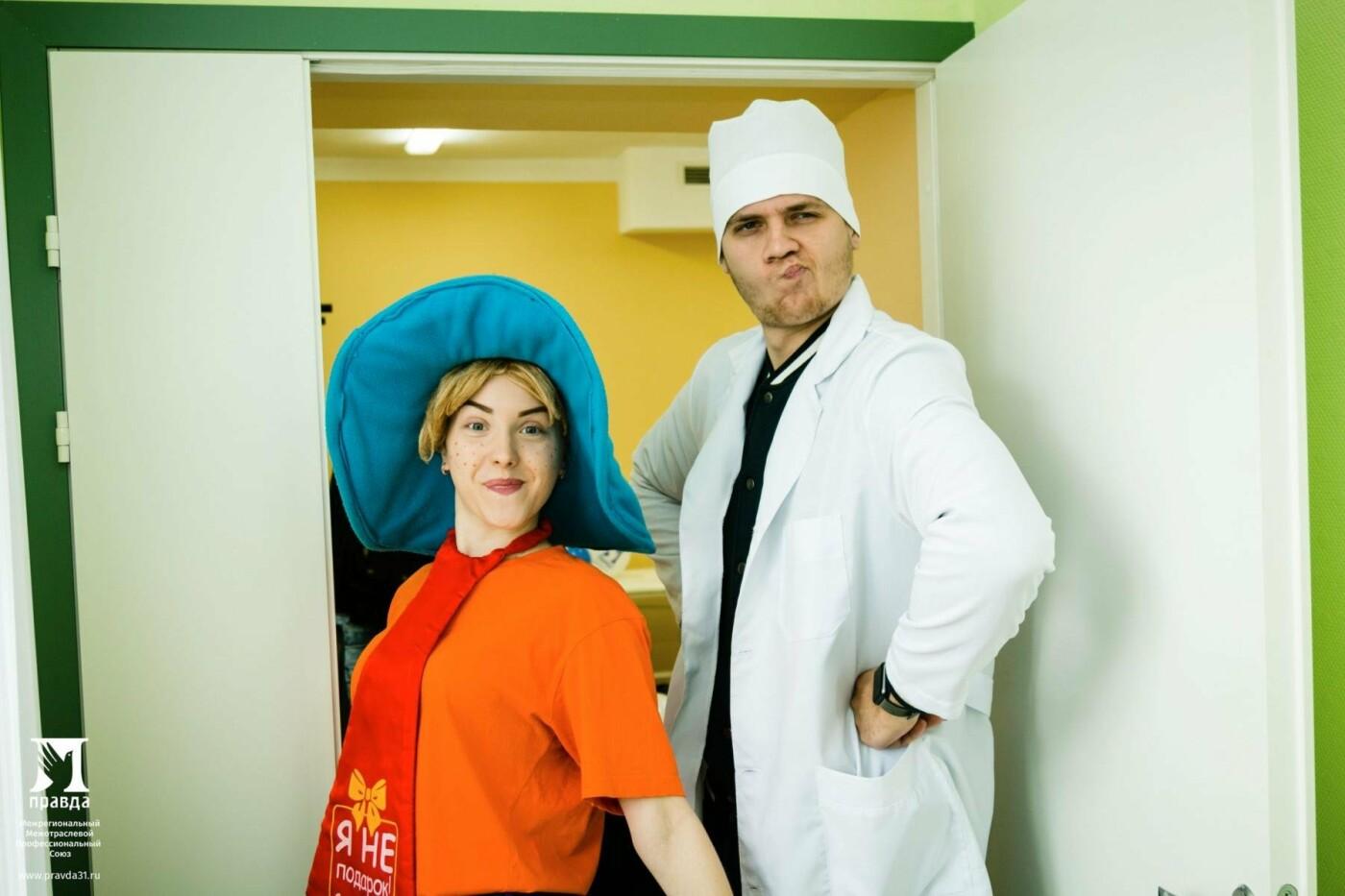Профсоюз «Правда» подарил новый зал лечебной физкультуры пациентам детской областной клинической больницы, фото-8