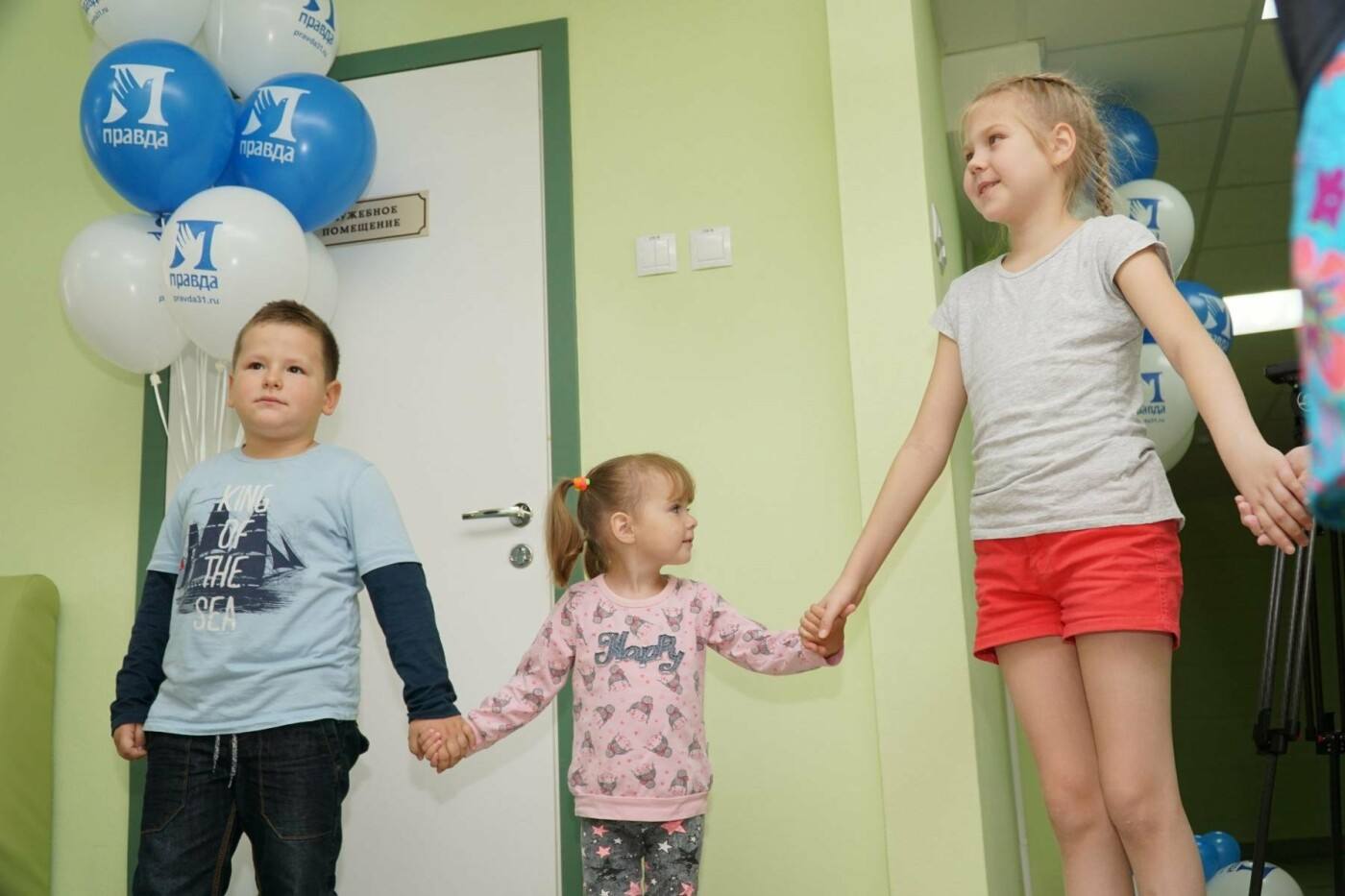 Профсоюз «Правда» подарил новый зал лечебной физкультуры пациентам детской областной клинической больницы, фото-5