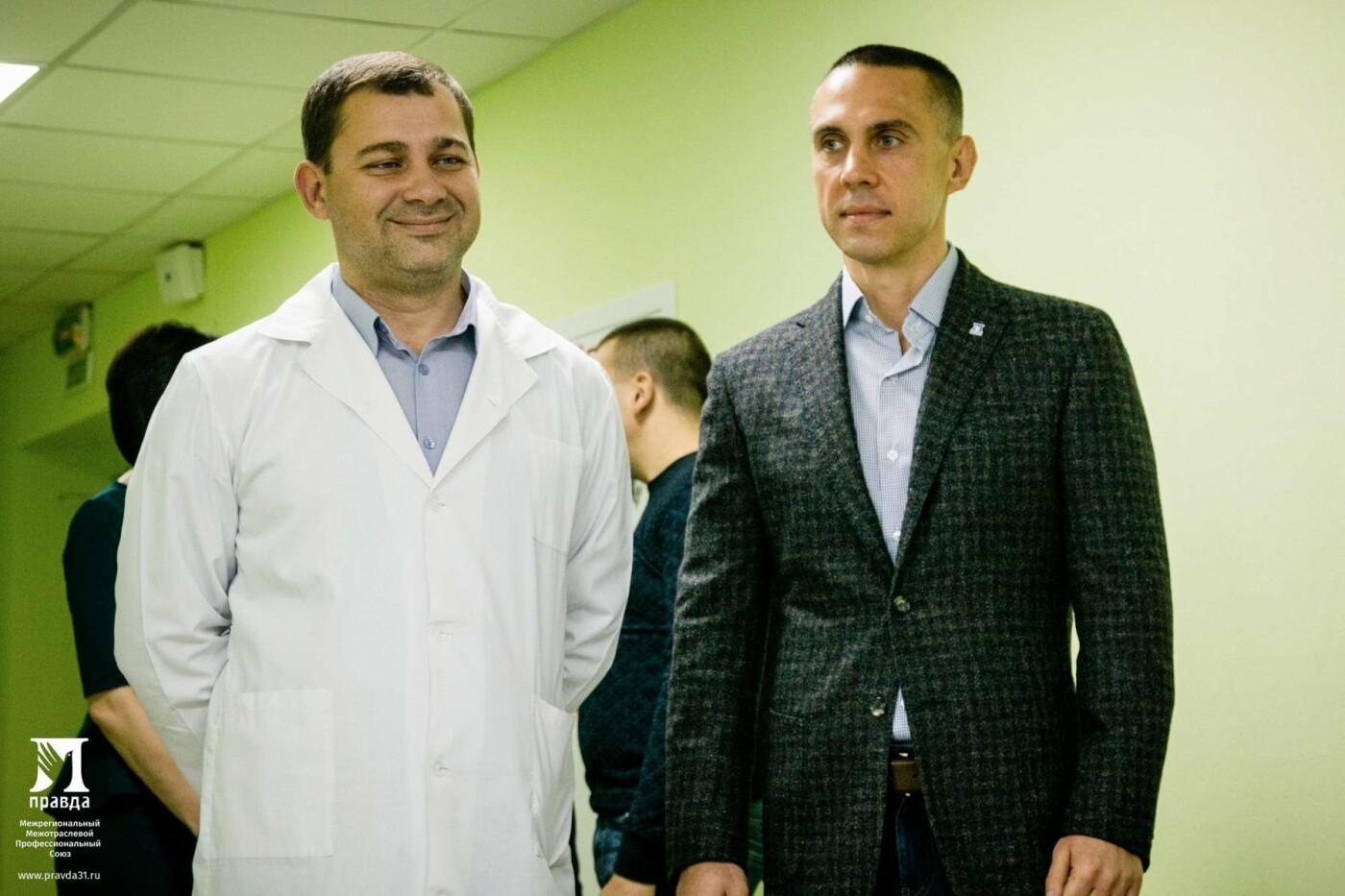 Профсоюз «Правда» подарил новый зал лечебной физкультуры пациентам детской областной клинической больницы, фото-14