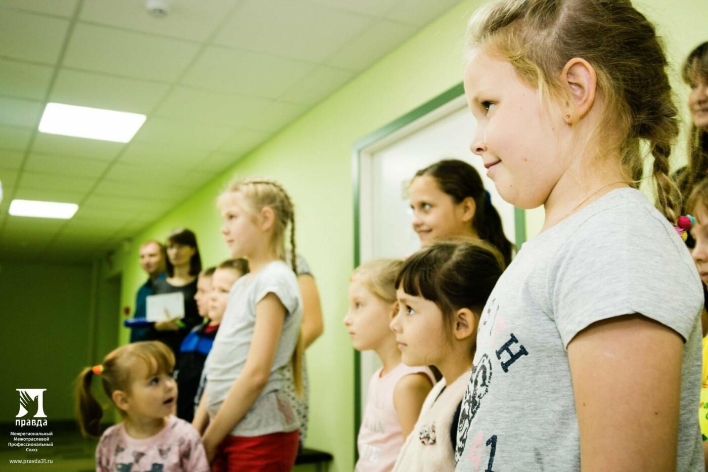 Профсоюз «Правда» подарил новый зал лечебной физкультуры пациентам детской областной клинической больницы, фото-12
