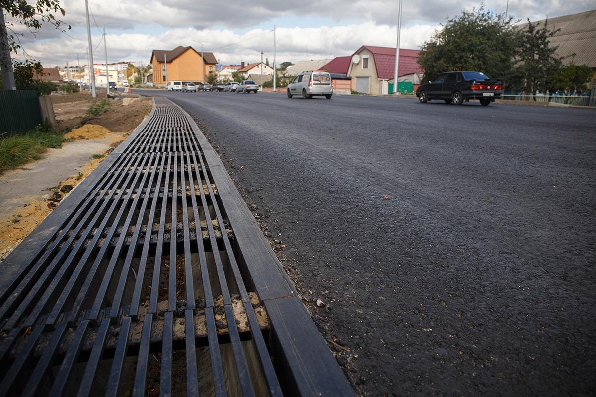 Реконструкция дороги в Стрелецком завершится в ноябре, фото-5