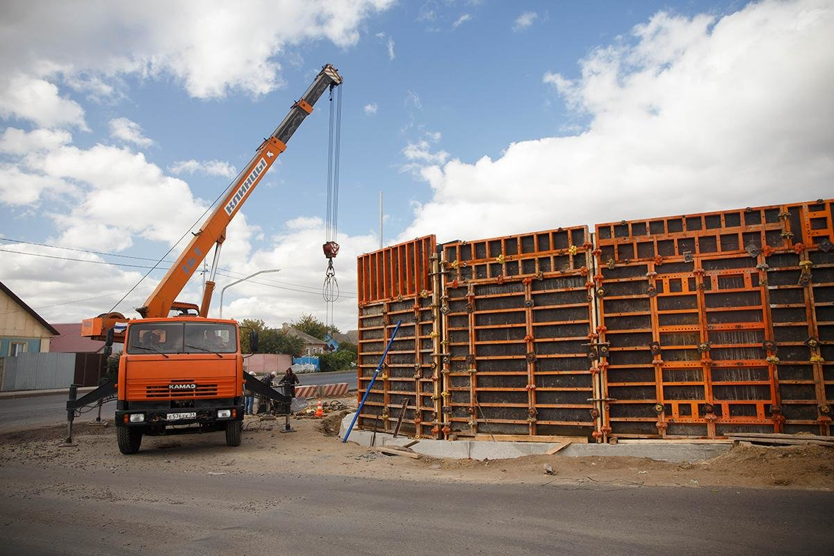 Реконструкция дороги в Стрелецком завершится в ноябре, фото-3