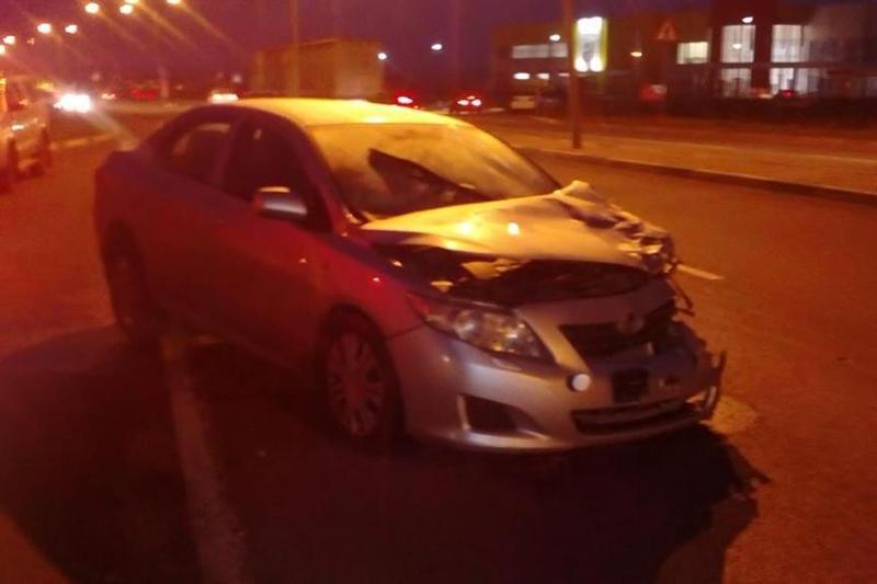 В Шебекинском районе ночью под колёсами иномарки погиб пешеход, фото-1