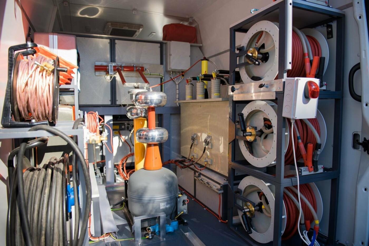 В Белгородэнерго появилась современная кабельная лаборатория, фото-1