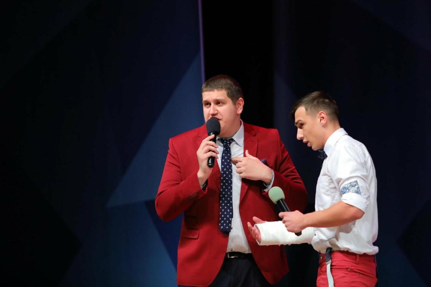 В Белгороде прошёл полуфинал Слобожанской лиги КВН, фото-15