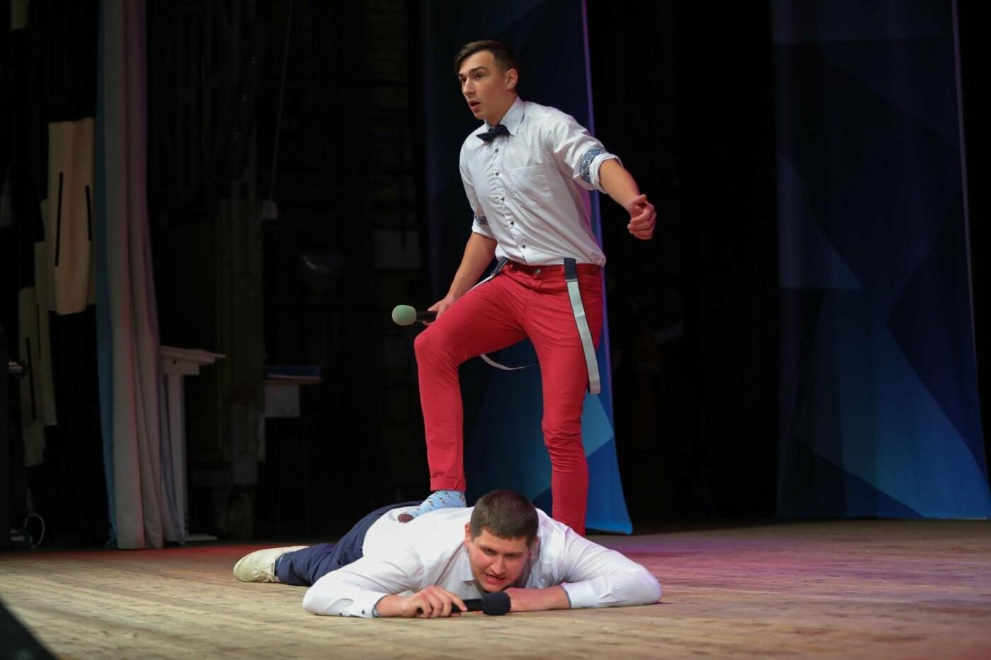 В Белгороде прошёл полуфинал Слобожанской лиги КВН, фото-13