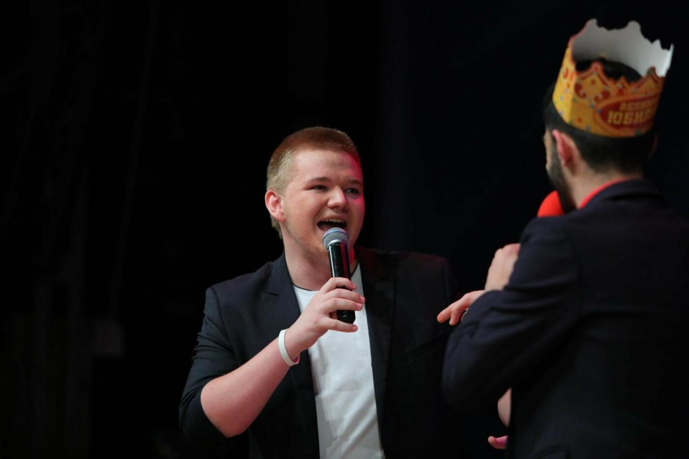 В Белгороде прошёл полуфинал Слобожанской лиги КВН, фото-10