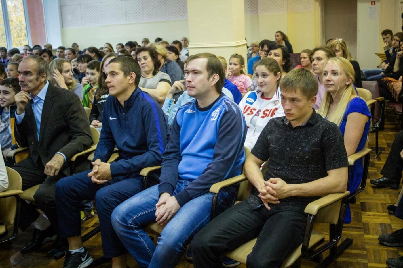 Федерация адаптивного спорта взяла курс на пропаганду здорового образа жизни среди молодёжи, фото-11