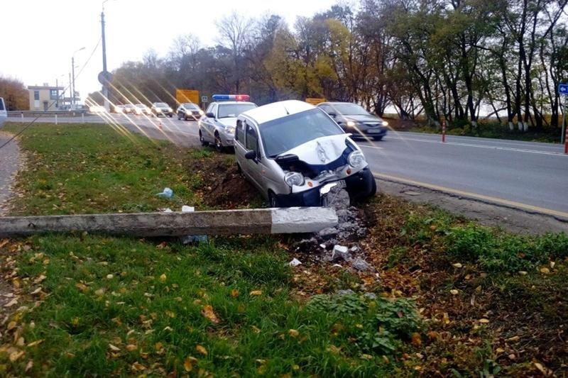 В ДТП на белгородской трассе пострадали двое несовершеннолетних, фото-2