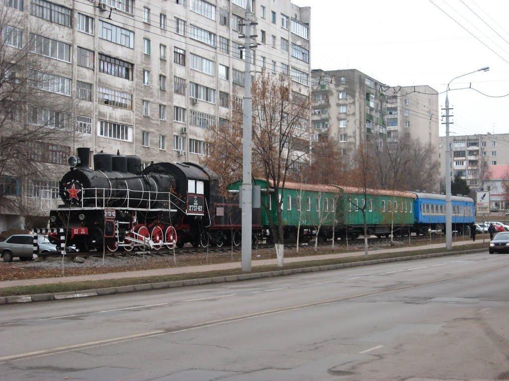 В Белгороде открылся обновлённый паровоз-музей, фото-1
