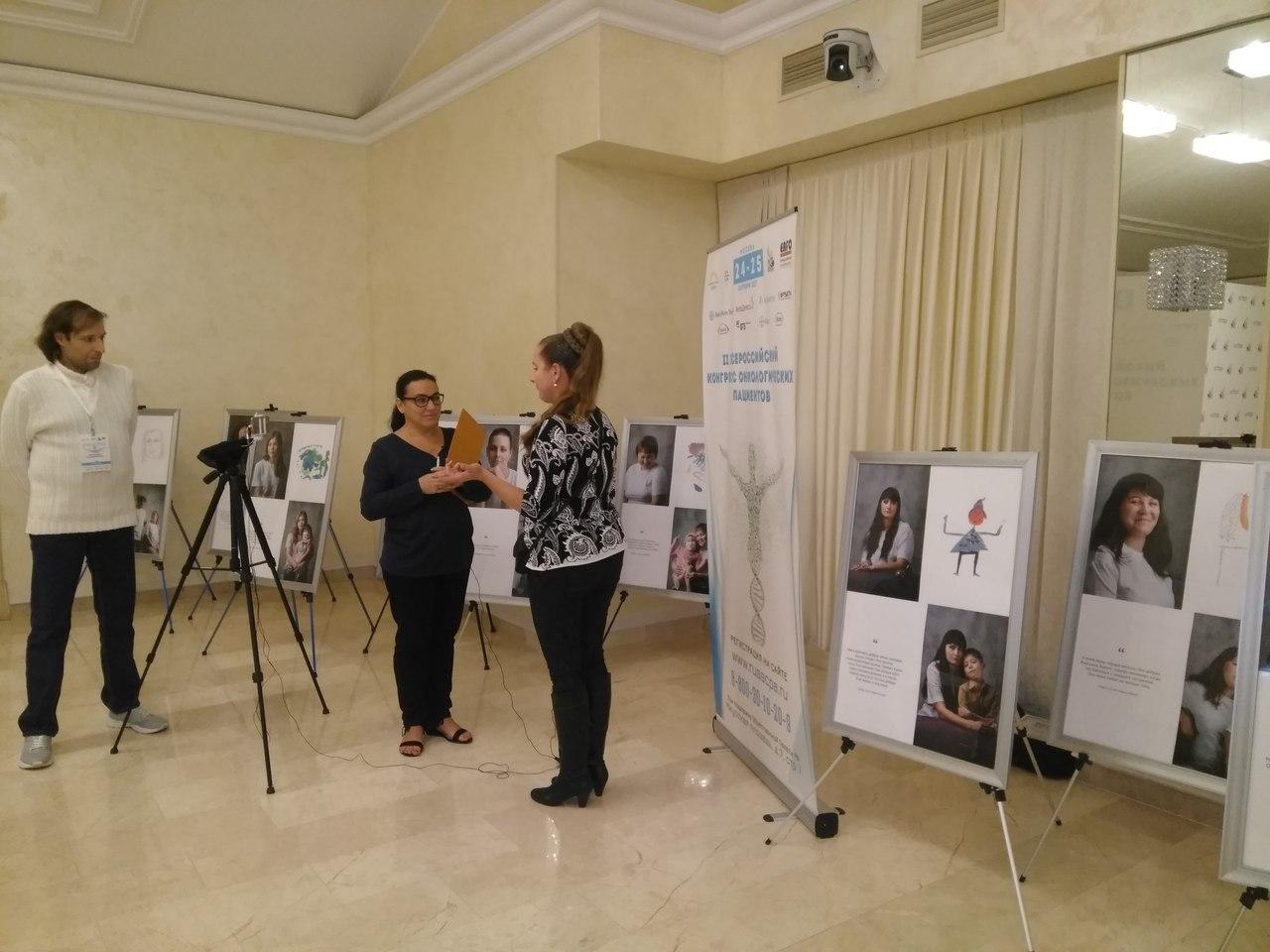 В Общественную палату РФ привезли выставку проекта «Моя мама самая красивая», фото-4