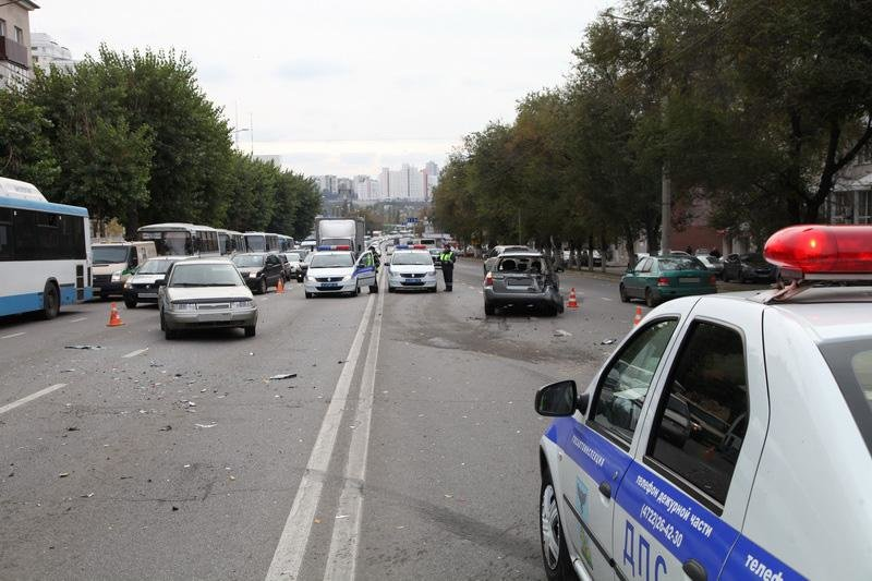 На Богданке произошло массовое ДТП , фото-4