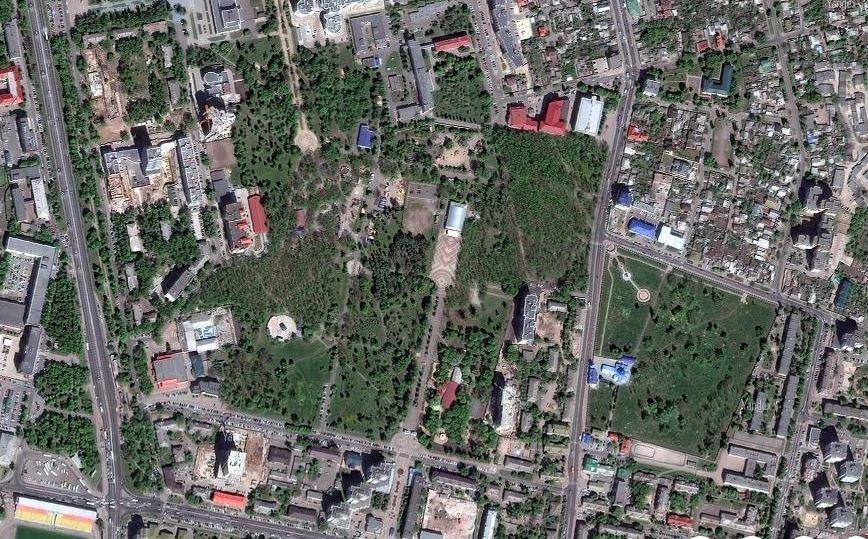 В мэрии Белгорода опровергли слухи о передаче парка Ленина агрохолдингу и его дальнейшей застройке, фото-3
