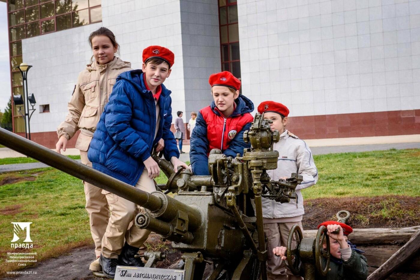 Поколение патриотов: юнармейцы благодаря профсоюзу «Правда» узнали больше о танковом сражении 1943 года, фото-2