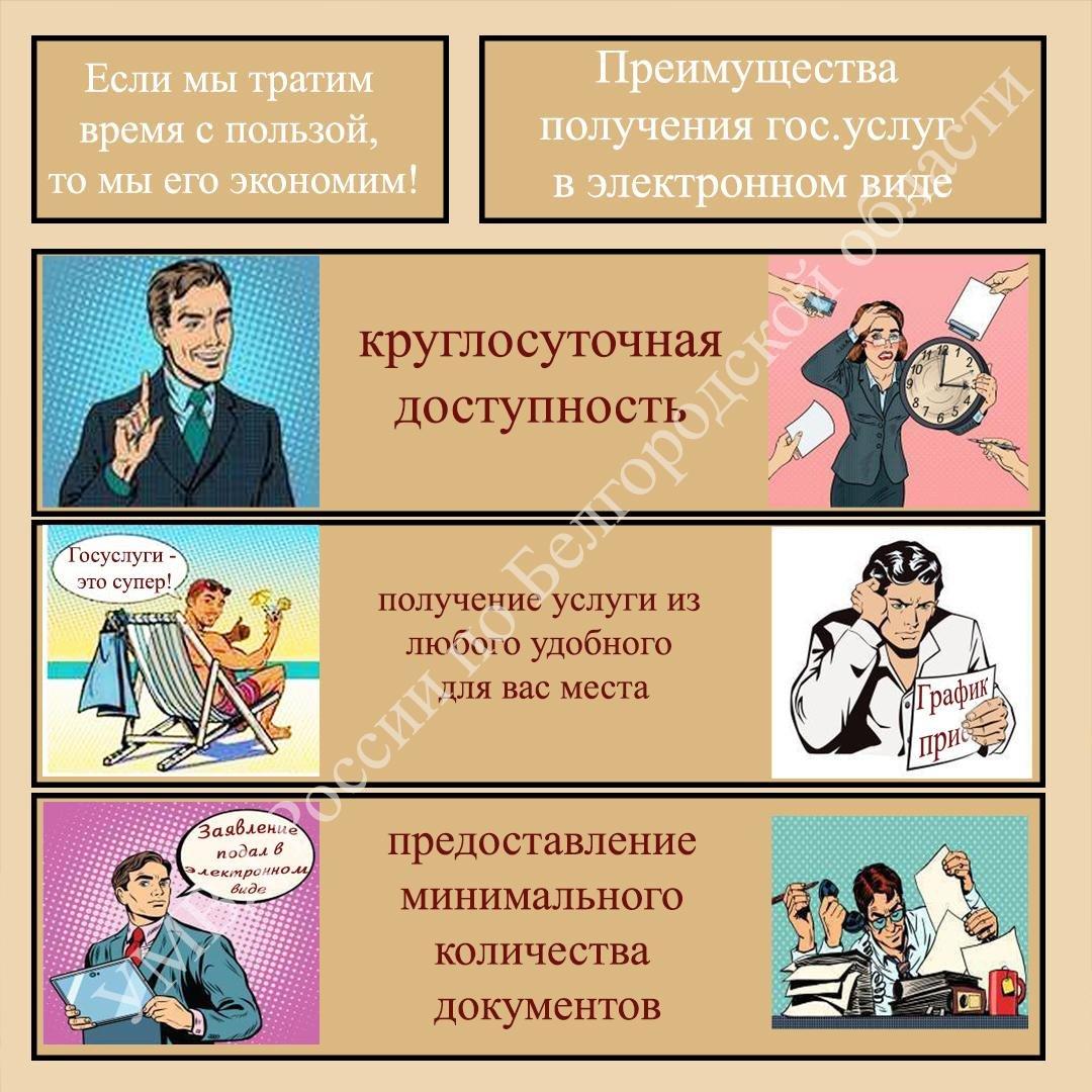 Жителей Белгородского района приглашают принять участие в акции «Госуслуги: цена ниже, качество выше!», фото-1