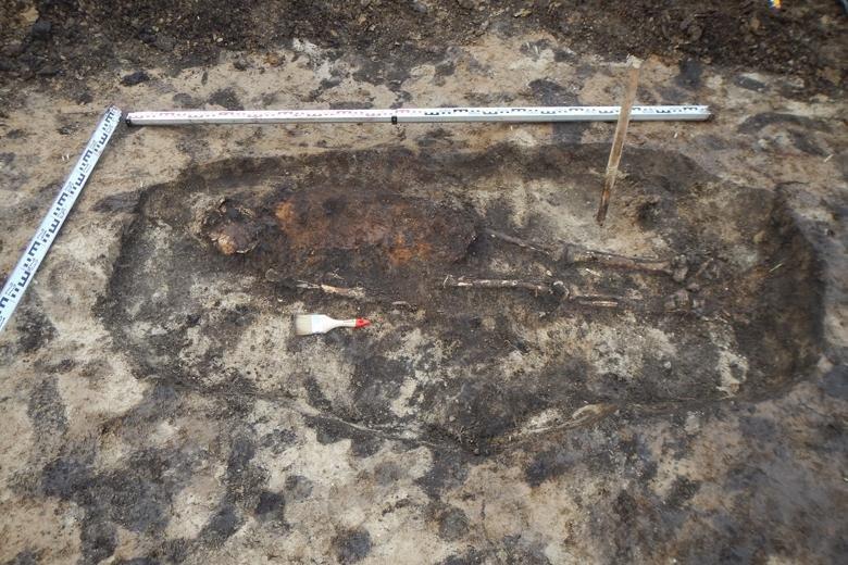 В Белгородской области впервые обнаружили грунтовый могильник скифов, фото-2