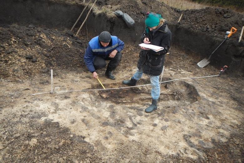 В Белгородской области впервые обнаружили грунтовый могильник скифов, фото-1