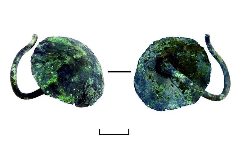 В Белгородской области впервые обнаружили грунтовый могильник скифов, фото-3