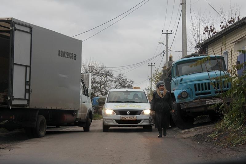 Ненужный город. Как жители улиц в центре Белгорода оказались отрезанными от цивилизации, фото-9