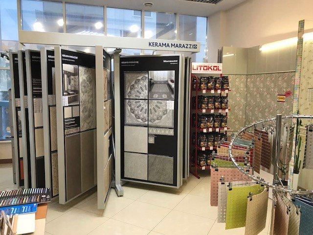 В торговом центре «Сфера» стартовала распродажа керамической плитки, фото-1