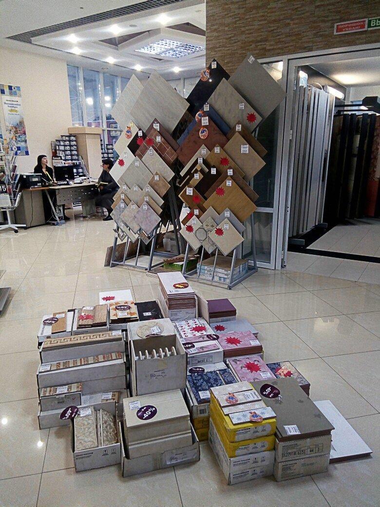 В торговом центре «Сфера» стартовала распродажа керамической плитки, фото-5