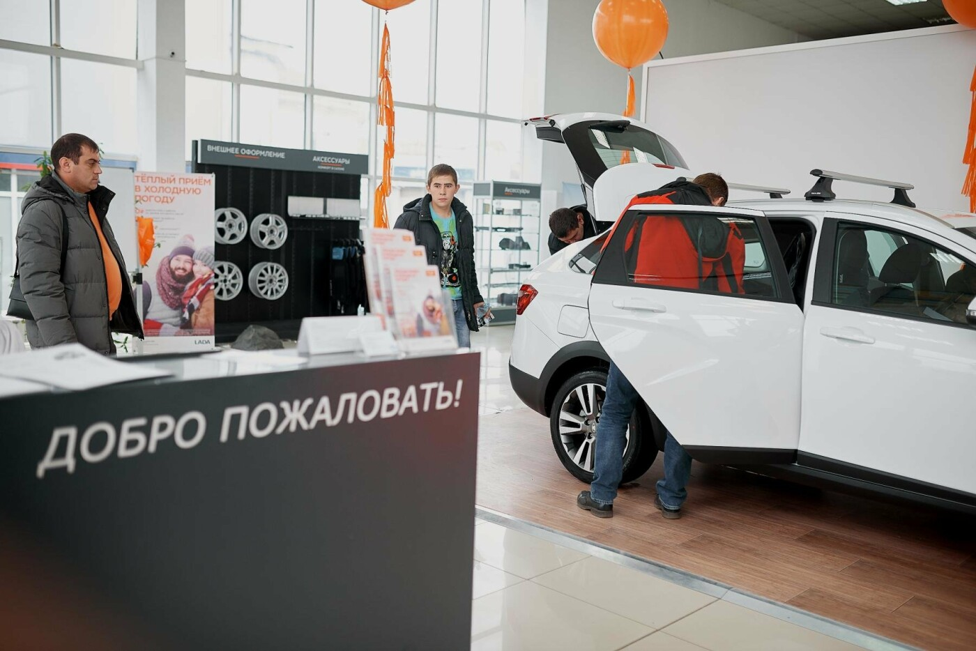 В Белгороде презентовали LADA Vesta SW Cross, фото-7
