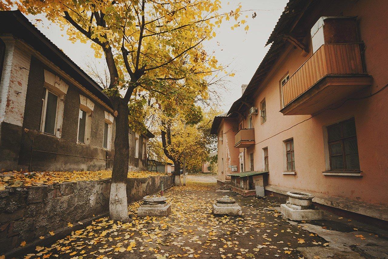 Осенние листья летят, фото-13