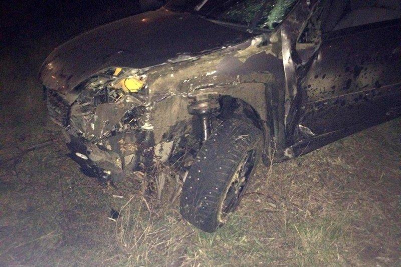 В Белгородском районе в ДТП погиб пешеход, фото-1