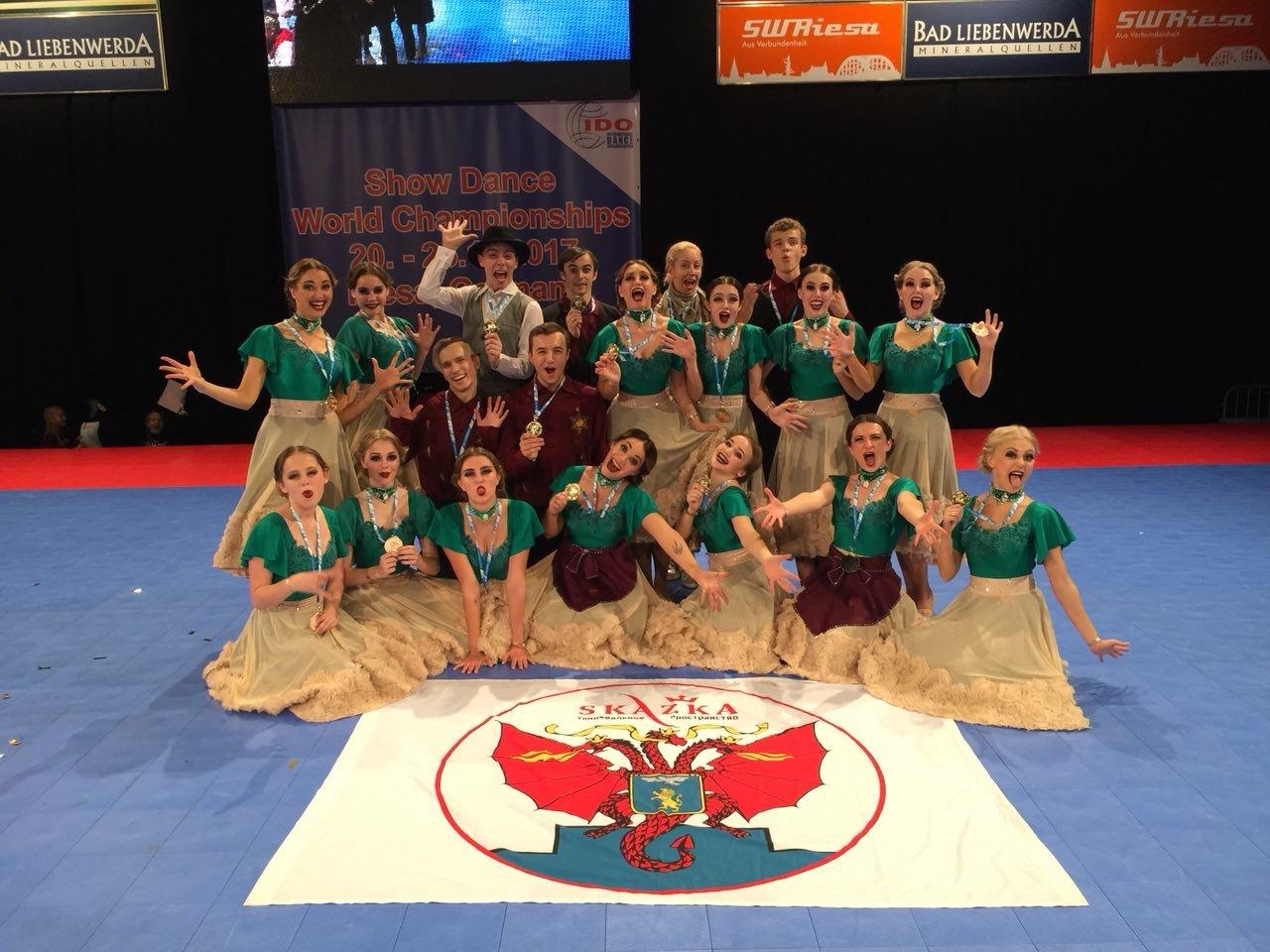 Танцевальное пространство Skazka стало трёхкратным чемпионом мира по танцевальному шоу в Германии, фото-2