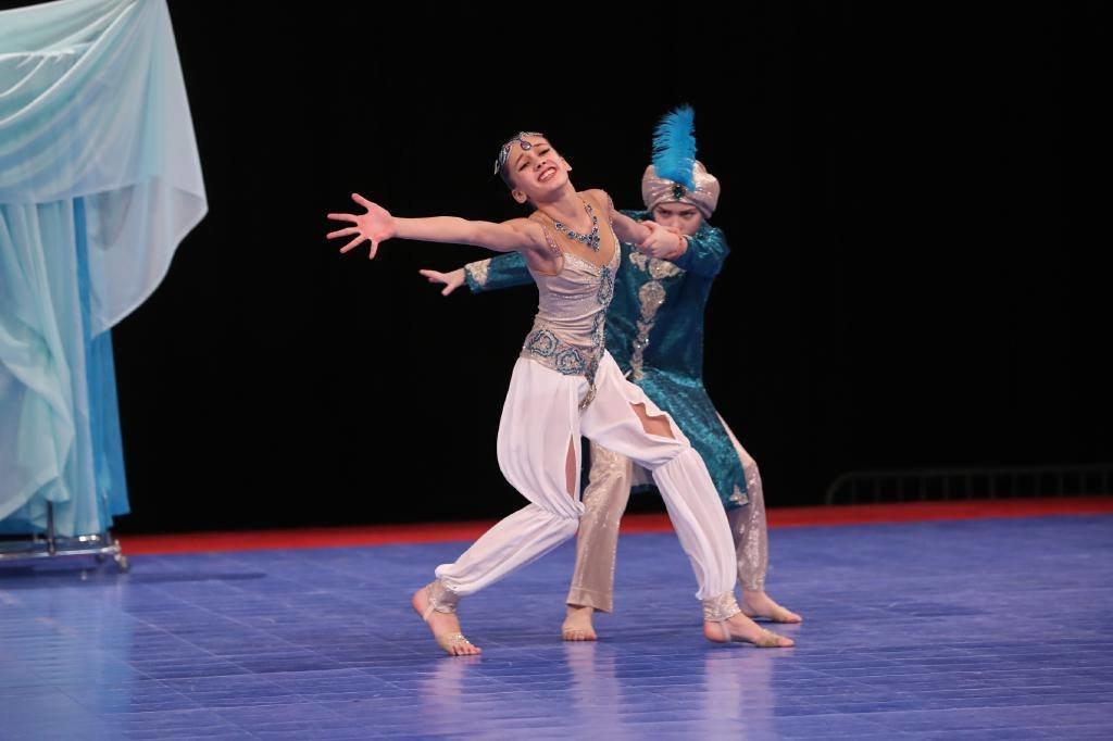 Танцевальное пространство Skazka стало трёхкратным чемпионом мира по танцевальному шоу в Германии, фото-1