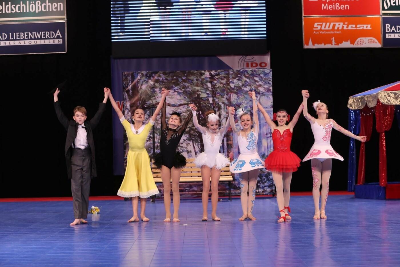 Танцевальное пространство Skazka стало трёхкратным чемпионом мира по танцевальному шоу в Германии, фото-5