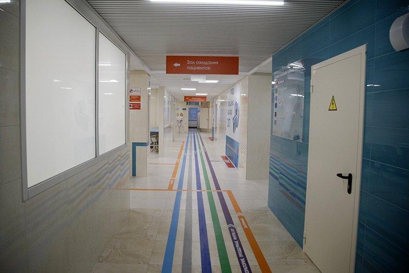 В горбольнице №2 заработало новое приёмно-диагностическое отделение, фото-1