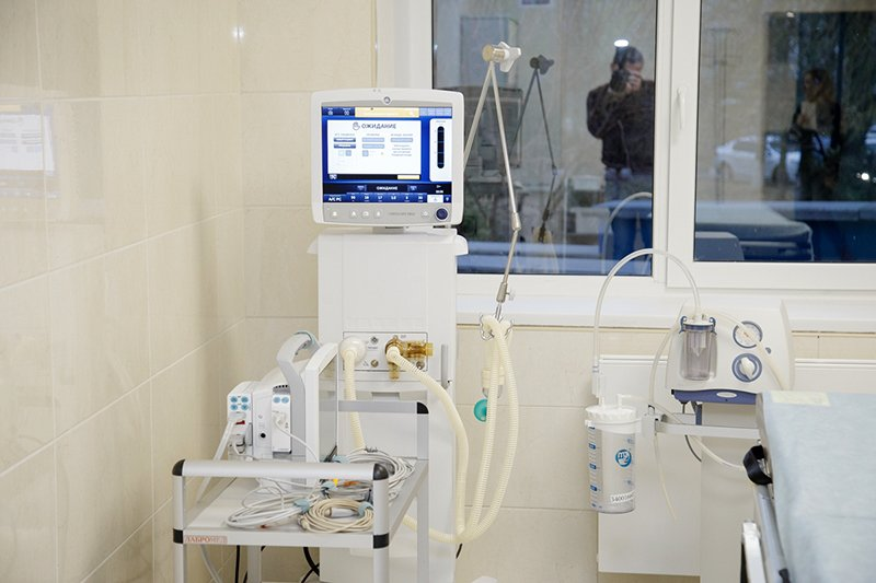 В горбольнице №2 заработало новое приёмно-диагностическое отделение, фото-4